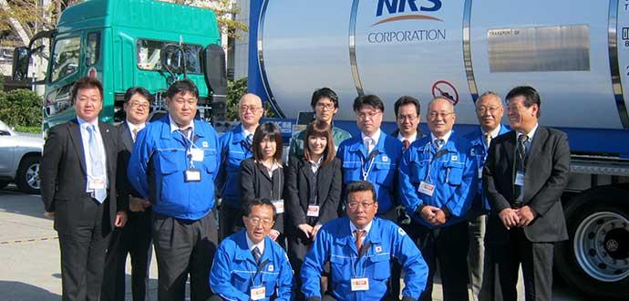 大川運輸の社員たち