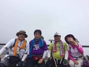 富士山で大川運輸社長と副会長