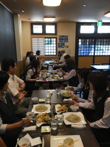 29.8.23 本社事務Cミーティング①