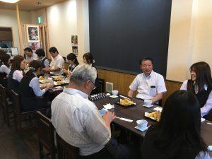 29.8.23本社事務Cミーティング②