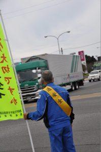 2017.9.27交通安全キャンペーン参加②