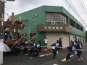 2017.9.2神幸祭①
