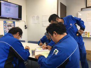 2017.11.11成田営業所安全会議⑥