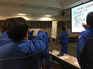 2017.11初任運転者研修&スカニア・ドライバートレーニング②