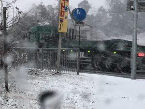 2018.1.22関東地方大雪①
