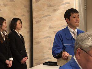 2018.4.7永年勤続表彰⑰