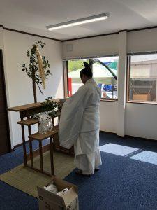 2018.5.12江戸崎営業所開所式②