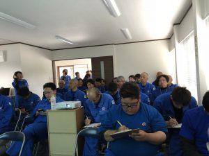 2018.5.12 3営業所合同安全会議①