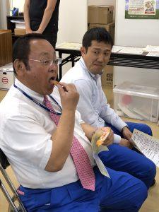 2018.5.15春の献血活動①