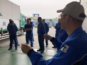 2018.5.18深芝営業所実践訓練の様子⑩