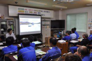 2018.6.23本営輸送5課実践訓練&エコドライブ研修⑥
